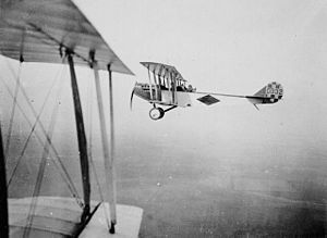 Royal Flying Corps Canada - RFC Canada Curtiss JN-4 (Can) in 1917