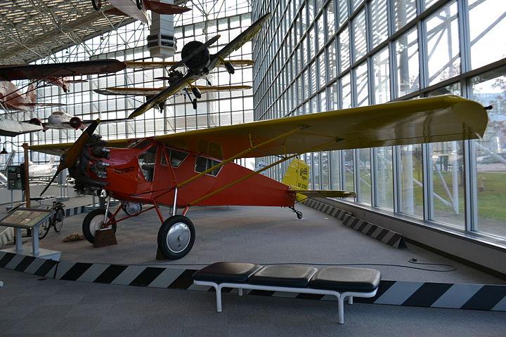 Curtiss Model 50 Robin