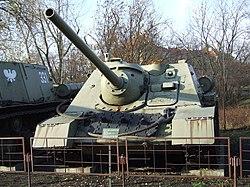 Egy SZU–85-ös a Lengyel Haditechnikai Múzeumban.