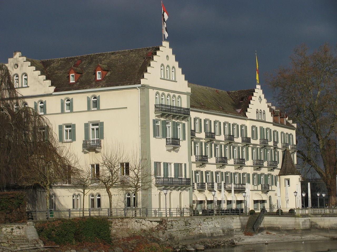 Steigenberger Hotel Baden Baden