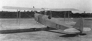 de Havilland T.K.1