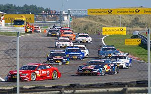 Circuit Park Zandvoort - 2013 DTM race in Zandvoort