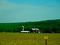 Dairy Farm South of Baraboo - panoramio.jpg