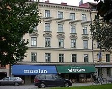 Astrid Lindgren Wohnung