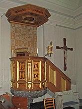 Fil:Dalarö kyrka predikstol.jpg