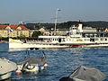 Dampfschiff Stadt Rapperswil - General-Guisan-Quai 2012-07-26 19-22-40 (P7000).JPG