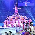 Dance performances at opening ceremony of Khelo India University Games 2020.jpg