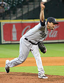 Danny Farquhar Seattle Mariners Minute Maid July 2014.jpg