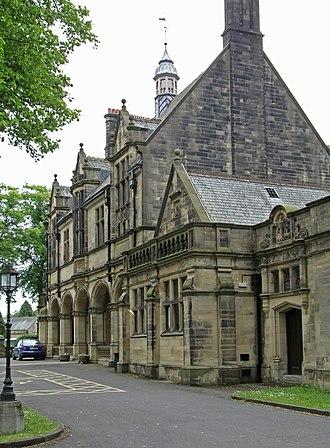 Darley Dale - Whitworth Institute