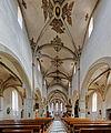 Das Münster St. Johannes in Bad Mergentheim. Frühgotische Pfeilerbasilika.jpg