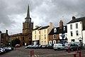 Daventry, Market Square and parish church - geograph.org.uk - 1729469.jpg
