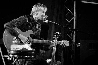 16 Horsepower - David Eugene Edwards live in 2004.