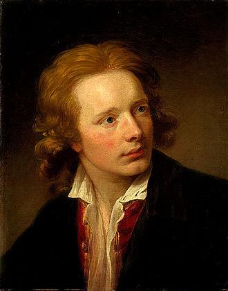 David Martin (artist) - 1760 self-portrait