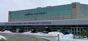 Hofstra Arena - Image: David S Mack Sports and Exhibition Complex 1