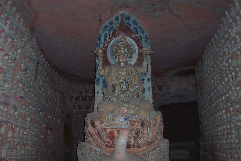 http://upload.wikimedia.org/wikipedia/commons/thumb/c/cd/Dazu_rock_carvings_beishan_2.JPG/800px-Dazu_rock_carvings_beishan_2.JPG
