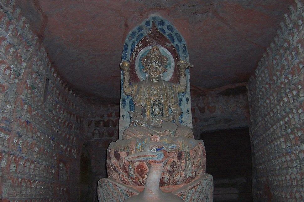 Dazu rock carvings beishan 2