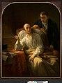De Keyser - De laatste wilsbeschikking van Koning Willem II - B241 - Cultural Heritage Agency of the Netherlands Art Collection.jpg