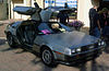 DeLorean's namesake car was made famous in the movie Back to the Future