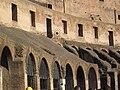 December Slaves Rooms Colosseum Roma Imperium Romanum - Document Photography 2011 - panoramio.jpg