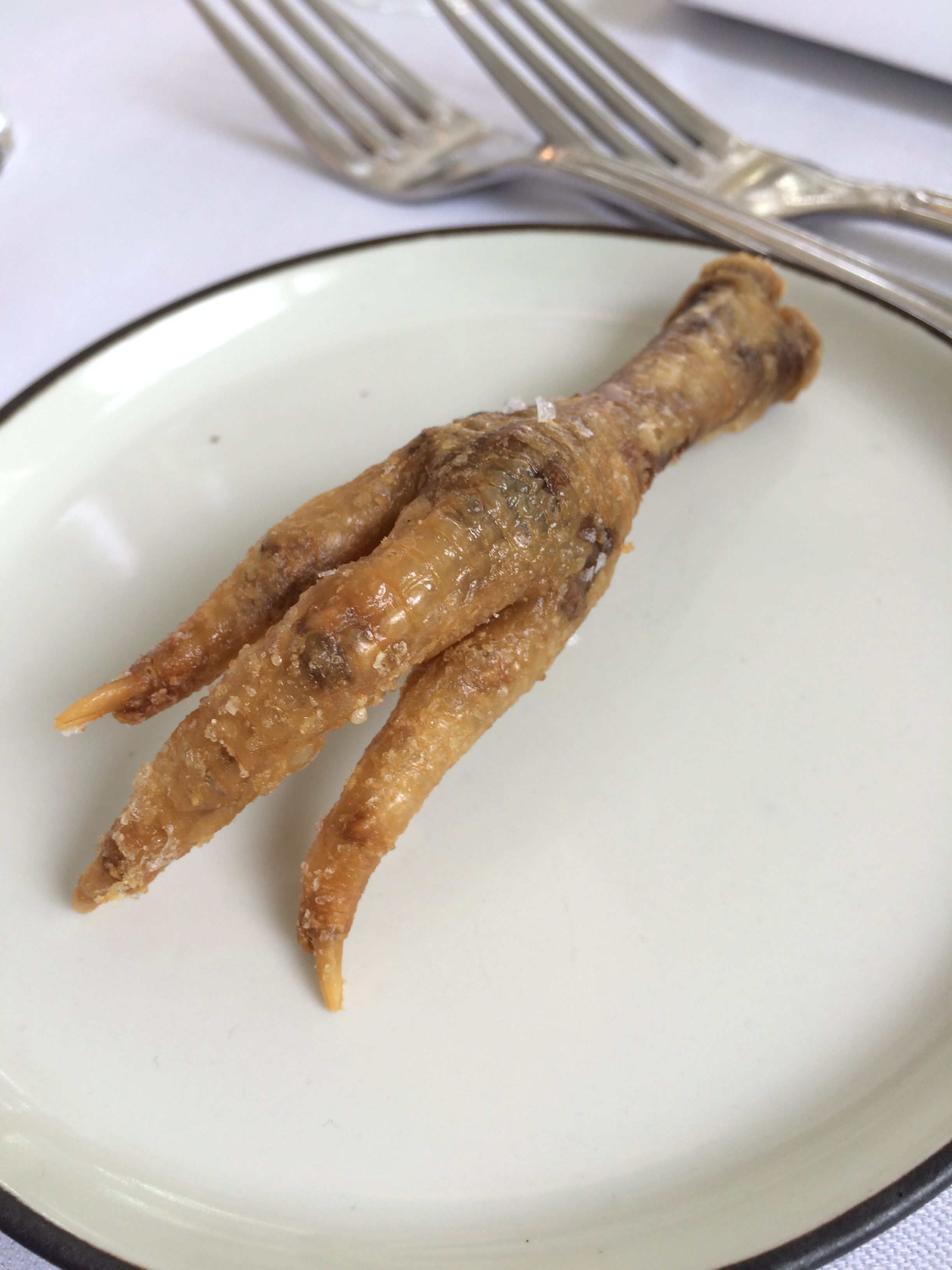 Deep-Fried Chicken Feet Recipe — Dishmaps