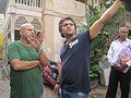 Deepak Bhanushali with director Mohit Suri.jpg