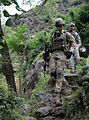 Defense.gov News Photo 100505-A-3603J-012 - U.S. Army 1st Lt. Thomas Goodman of Charlie Company 2nd Battalion 12th Infantry Regiment Task Force Lethal Warrior patrols through a local.jpg