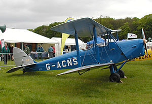 de Havilland D.H.60 Gipsy Moth