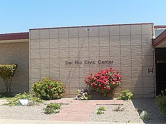 Del Rio, Texas - Civic Center