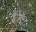 Delhi metropolitan region, satellite image, Landsat-5, 2011-03-12.jpg