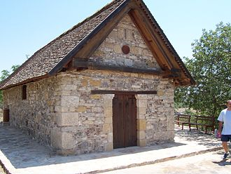 Delikipos - Church of the Transfiguration