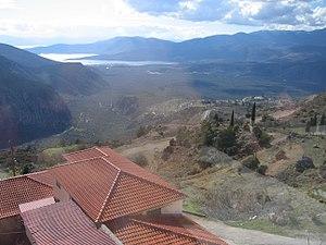 Delphi (modern town)