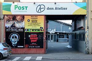 Den Atelier - Den Atelier, February 2015
