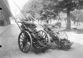Der zweiteilige Handwagen zum Transport von Maschinengewehren - CH-BAR - 3238728.tif