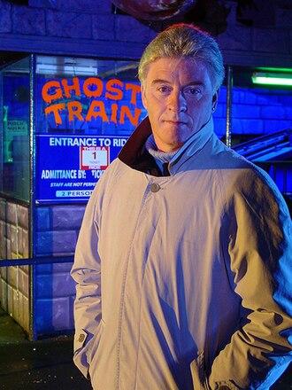 Most Haunted - Derek Acorah in series 1