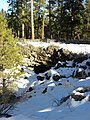 Deschutes National Forest, Oregon - South Ice Cave - panoramio.jpg