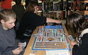 Manhattan (board game) - Manhattan