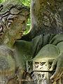 Detail - Anděl života a smrti - Hrob Johanna Kubesche.JPG