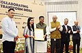 Dharmendra Pradhan at the inauguration of the National Conference of State Ministers on Skill Development and Entrepreneurship, in New Delhi (2).JPG