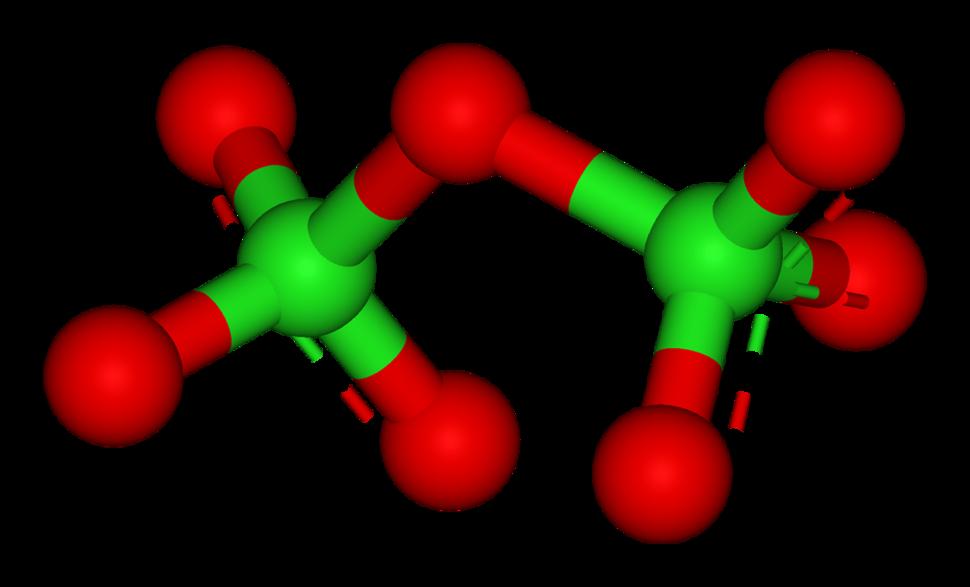 Dichlorine-heptoxide-3D-balls