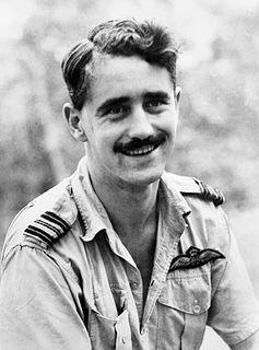 Dick Cresswell Royal Australian Air Force fighter pilot