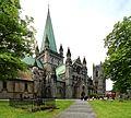 Die Nidaros Kathedrale in Trondheim. 02.jpg