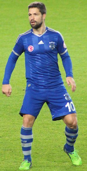 Diego (footballer, born 1985) - Diego in 2014