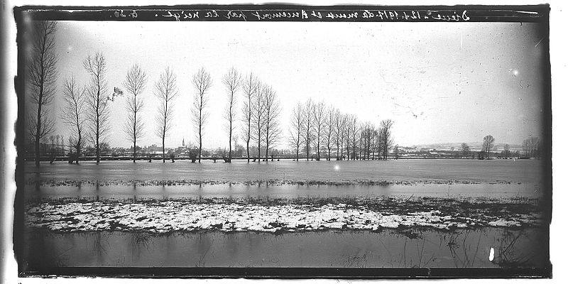 File:Dieue. 12-1-1917. La Meuse et Ancemont par la neige - Fonds Berthelé - 49Fi1521.jpg