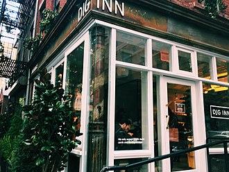 Dig Inn - Image: Dig Inn Storefront NY