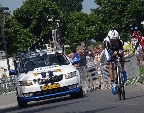Diksmuide - Ronde van België, etappe 3, individuele tijdrit, 30 mei 2014 (B110).JPG
