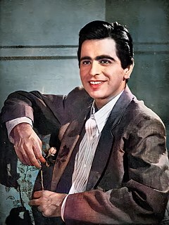 Dilip Kumar Indian film actor (1922–2021)