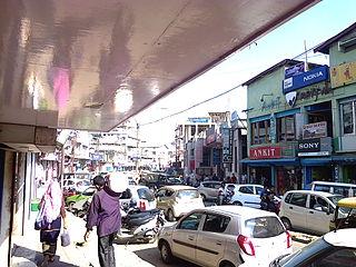 Dimapur City and Municipality in Nagaland, India