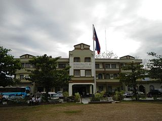 Dinalupihan Municipality in Central Luzon, Philippines