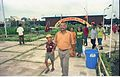 Dinosaurs Alive Exhibition - Science City - Calcutta 1995-June-July 420.JPG
