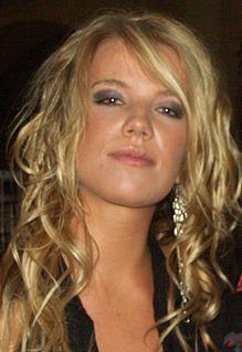 Ana Soklič Slovenian singer